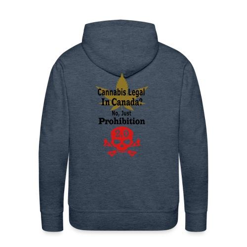 prohibition - Men's Premium Hoodie
