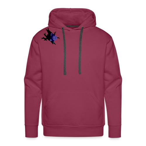 Feeling of Being Watched Collection - Men's Premium Hoodie