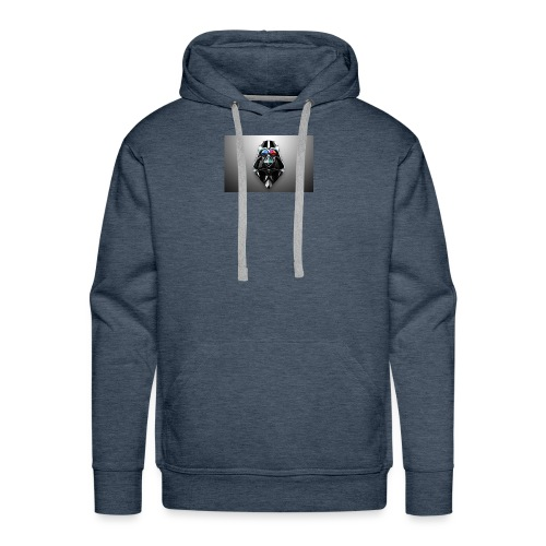 may the force be with you - Men's Premium Hoodie