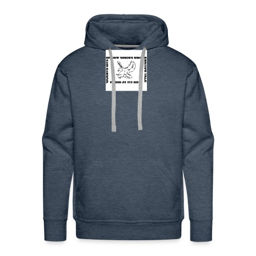 NVU RADIO - Men's Premium Hoodie