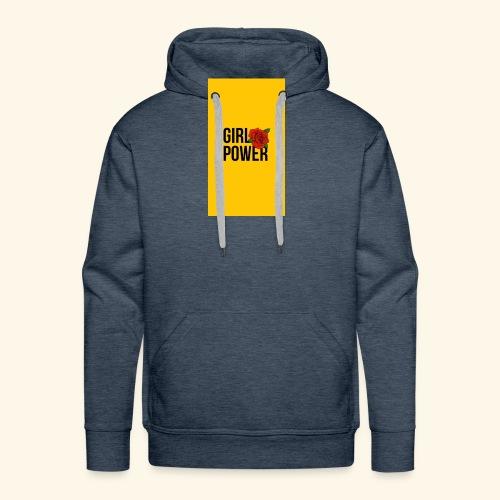Girl power - Men's Premium Hoodie