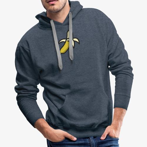 Banana Logo - Men's Premium Hoodie