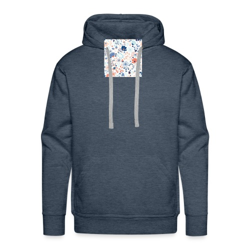 flowers - Men's Premium Hoodie
