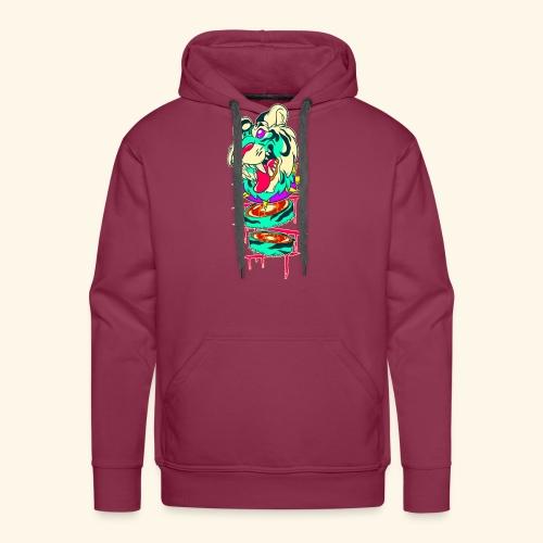 - Decaptiger - - Men's Premium Hoodie