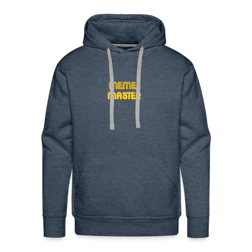 MEME MASTER - Men's Premium Hoodie