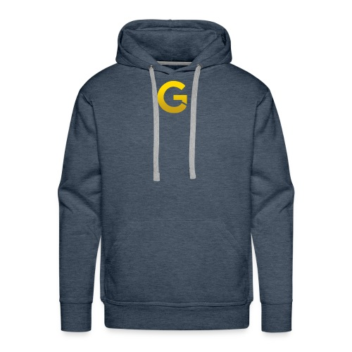 Goldencami s Gold G - Men's Premium Hoodie