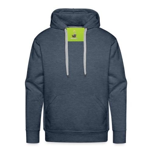 Awesomecoolkawaii emote shirt - Men's Premium Hoodie