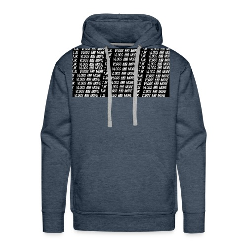 TJK First Apparel Design - Men's Premium Hoodie