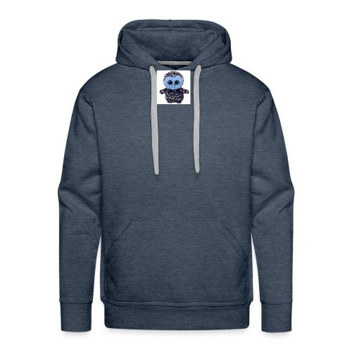 blue_hootie - Men's Premium Hoodie