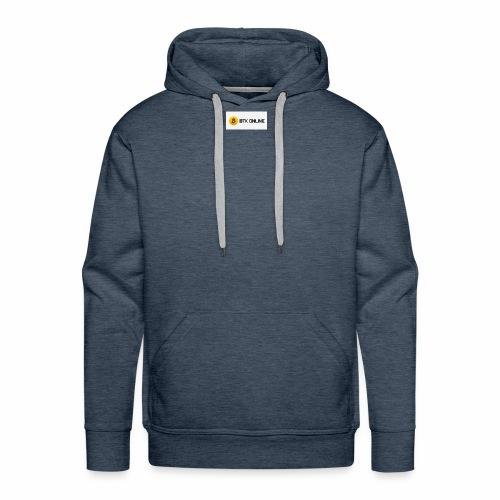 bitcointokenonline - Men's Premium Hoodie