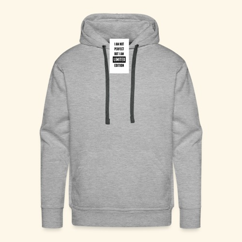 One of a kind - Men's Premium Hoodie