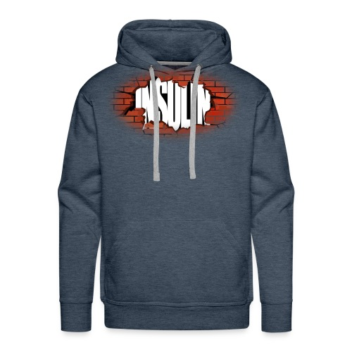 Insulin Breakthrough - Men's Premium Hoodie