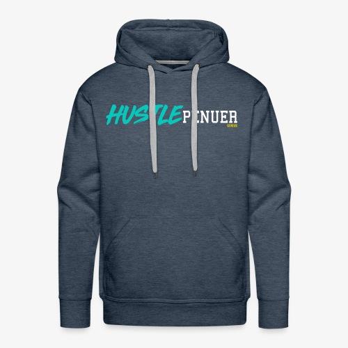 HUSTLE ALWAYS - Men's Premium Hoodie