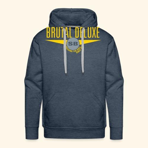 Brutal Deluxe - Men's Premium Hoodie