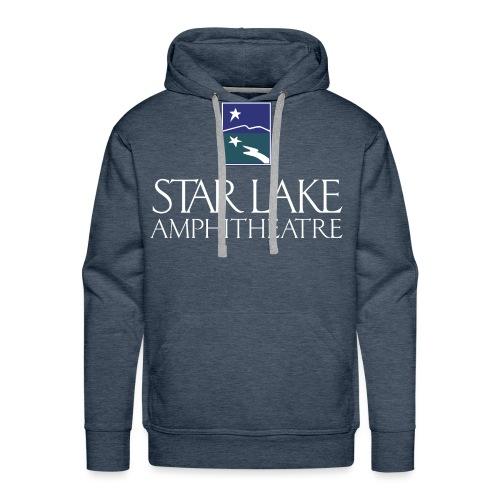 Star Lake on Color - Men's Premium Hoodie
