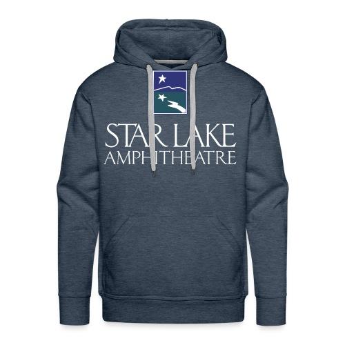 Star Lake on Color - Men's Premium Hoodie
