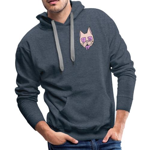 Drug Cat - Men's Premium Hoodie