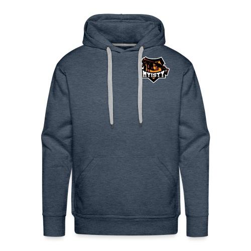 Myisty logo - Men's Premium Hoodie