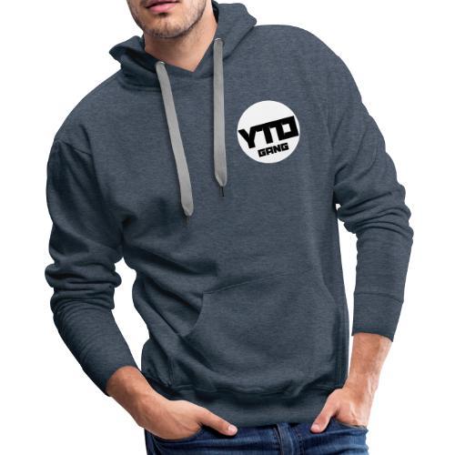 ytd logo - Men's Premium Hoodie