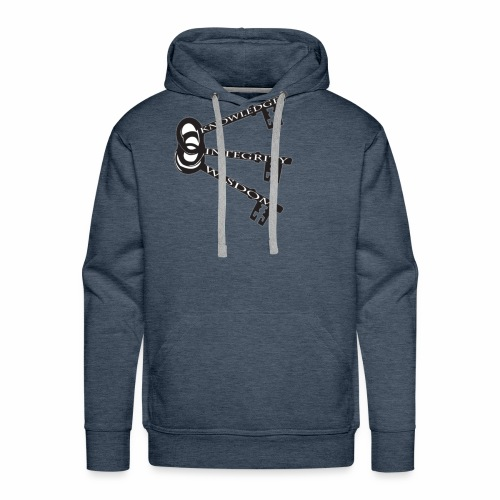 KEYS TO LIFE - Men's Premium Hoodie