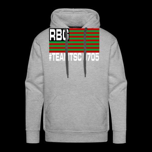 TeamTSC RBGFlag 2 - Men's Premium Hoodie