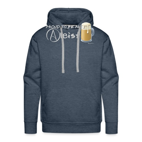 Proud To Be An Aleist Women's Premium Long Sleeve - Men's Premium Hoodie