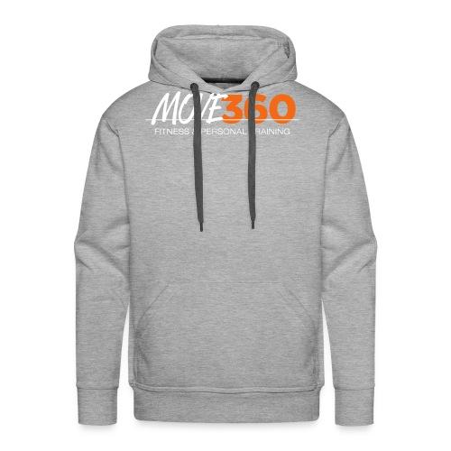 Challenge T-Shirt Delta Team - Men's Premium Hoodie