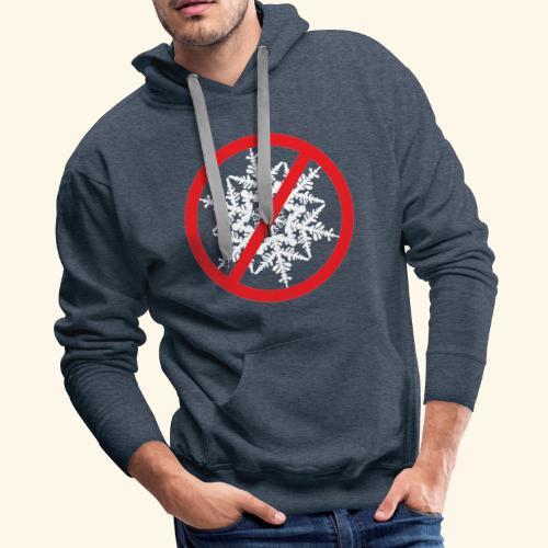 No Snowflakes! - Men's Premium Hoodie