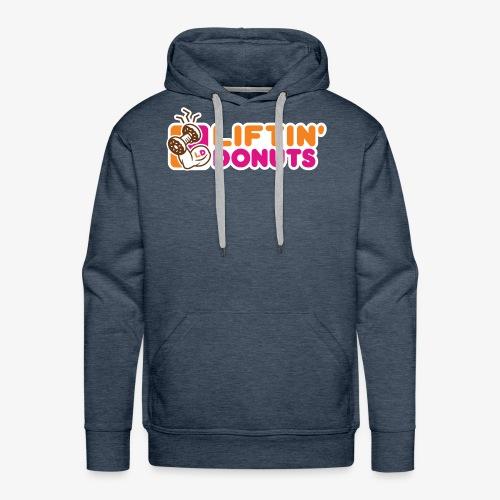 Liftin' Donuts - Men's Premium Hoodie