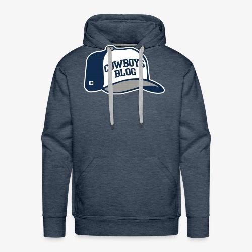 Signature Cap Mode - Men's Premium Hoodie