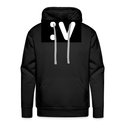 LBV side face Merch - Men's Premium Hoodie