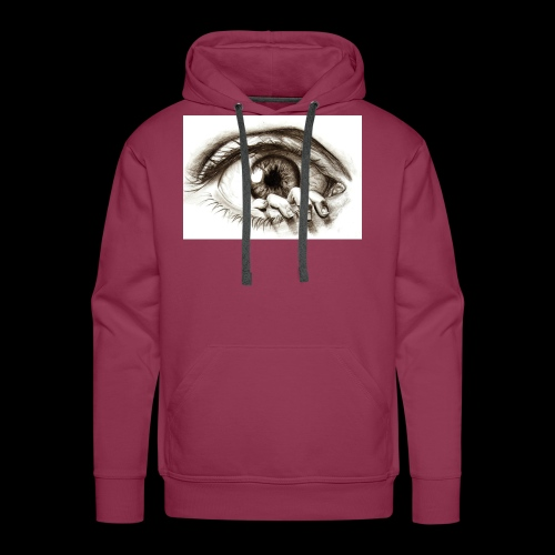 eye breaker - Men's Premium Hoodie
