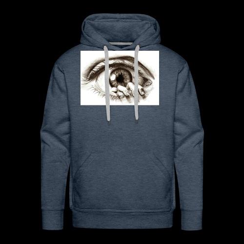 eye breaker - Men's Premium Hoodie