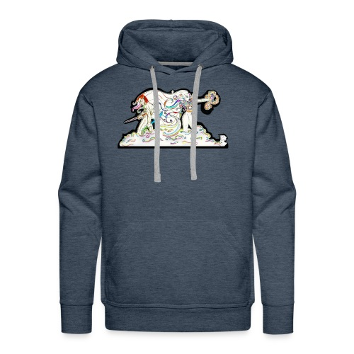 MD At Your Side - Men's Premium Hoodie