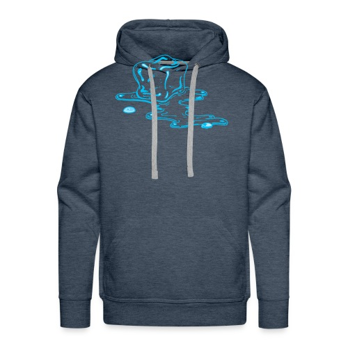 Ice melts - Men's Premium Hoodie
