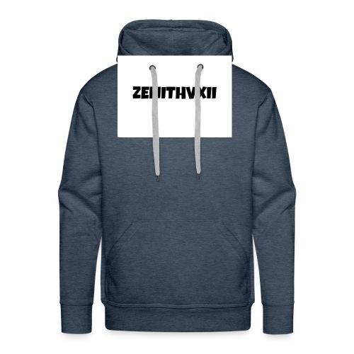 Premium ZENITHVXII LOGO DESIGN - Men's Premium Hoodie