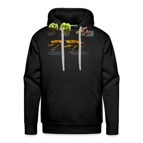 Naturelle - Men's Premium Hoodie