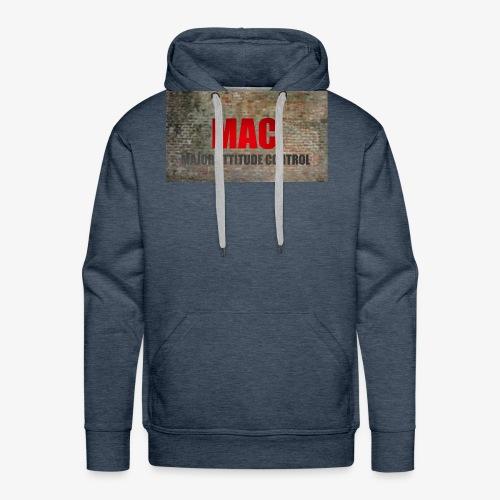 MAC LOGO - Men's Premium Hoodie