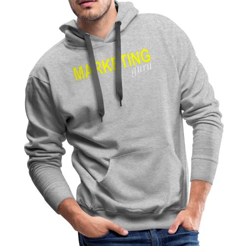Marketing Guru - Men's Premium Hoodie