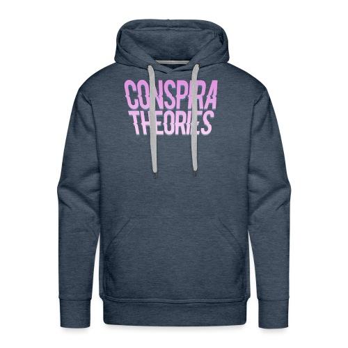 Women's - ConspiraTheories Official T-Shirt - Men's Premium Hoodie