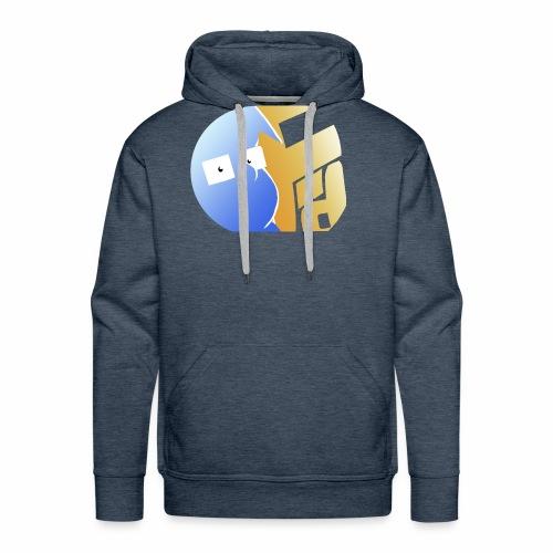 Funnerdiction Graphic - Men's Premium Hoodie