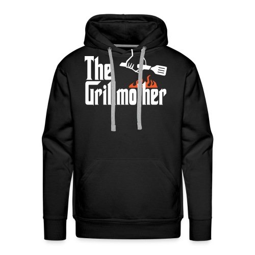 The Grillmother - Men's Premium Hoodie