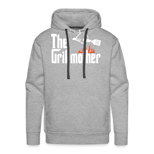 The Grillmother - Men's Premium Hoodie