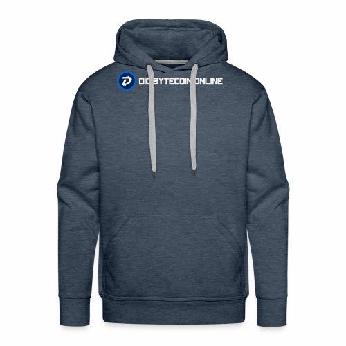 Digibyte online light - Men's Premium Hoodie