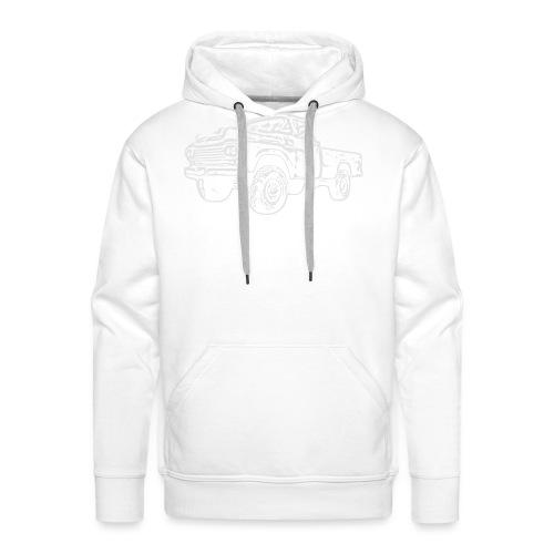 gnarlyTruck - Men's Premium Hoodie