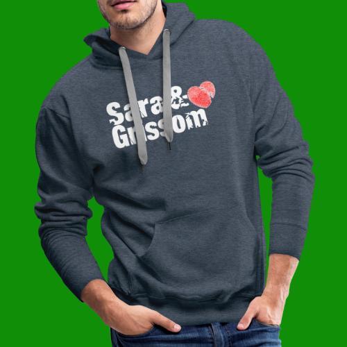 SARA & GRISSOM - Men's Premium Hoodie