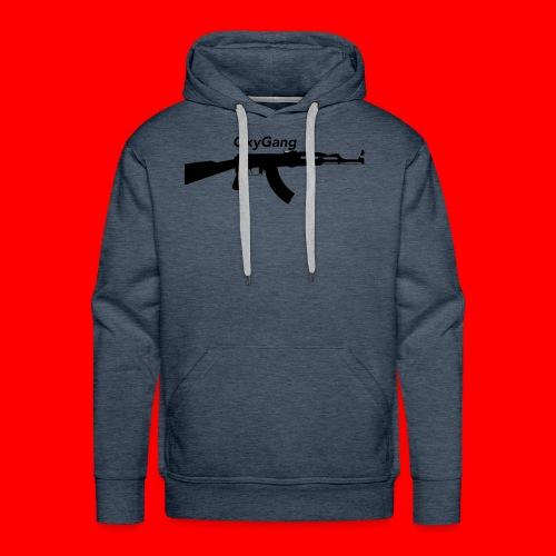 OxyGang: AK-47 Products - Men's Premium Hoodie