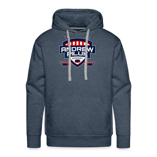 Andrew Piluk Hockey - Men's Premium Hoodie
