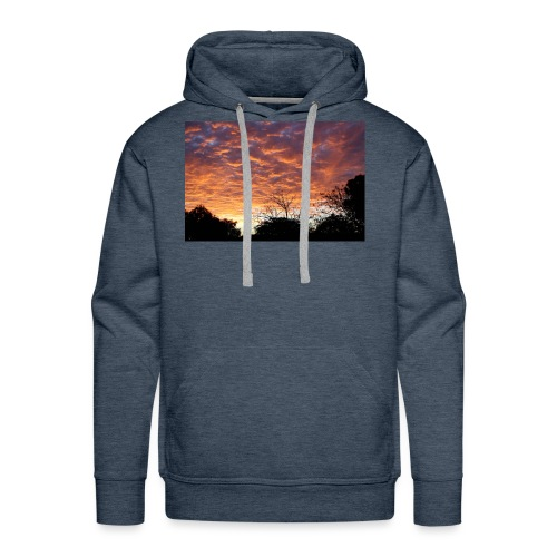Sunset and light - Men's Premium Hoodie