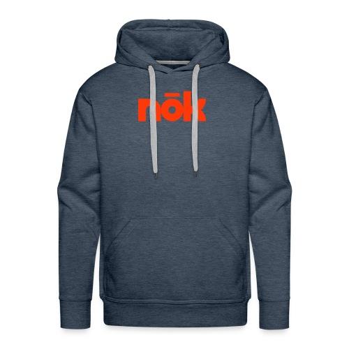 nōk Red - Men's Premium Hoodie